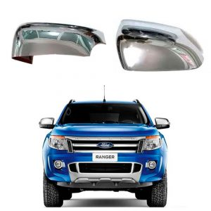 Cubre espejos cromados Ford New Ranger