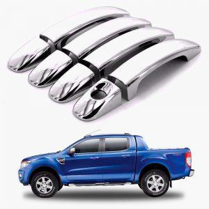 Cubre manillas cromadas Ford Ranger