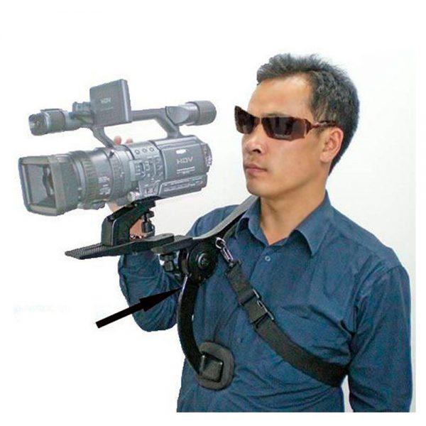 Steadycam estabilizador de cámara manos libre